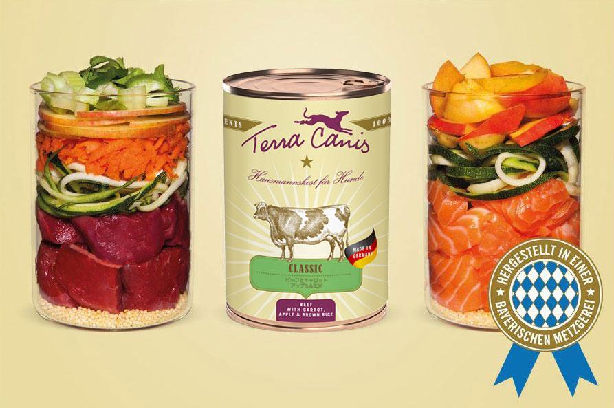 TerraCanis(テラカニス) 輸入元・卸販売 株式会社Tricco International (トリッコインターナショナル)